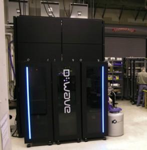 D-Wave ilk ticari kuantum bilgisayarları satan firma