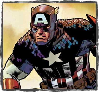 Kaptan Amerika / Süper Asker